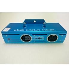 SD053 Effetto luce laser doppio verde per spettacolo eventi DJ disco pub bar