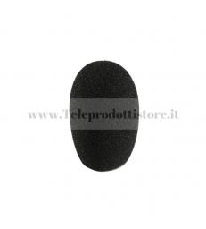 WS-40 Spugna antivento per microfono antipop anti pop vento cuffia nero