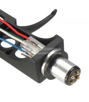 EN-120 Headshell shell conchiglia porta testina per giradischi SME Technics