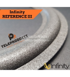 Infinity Reference 3 III Sospensione foam bordo di ricambio woofer reference3