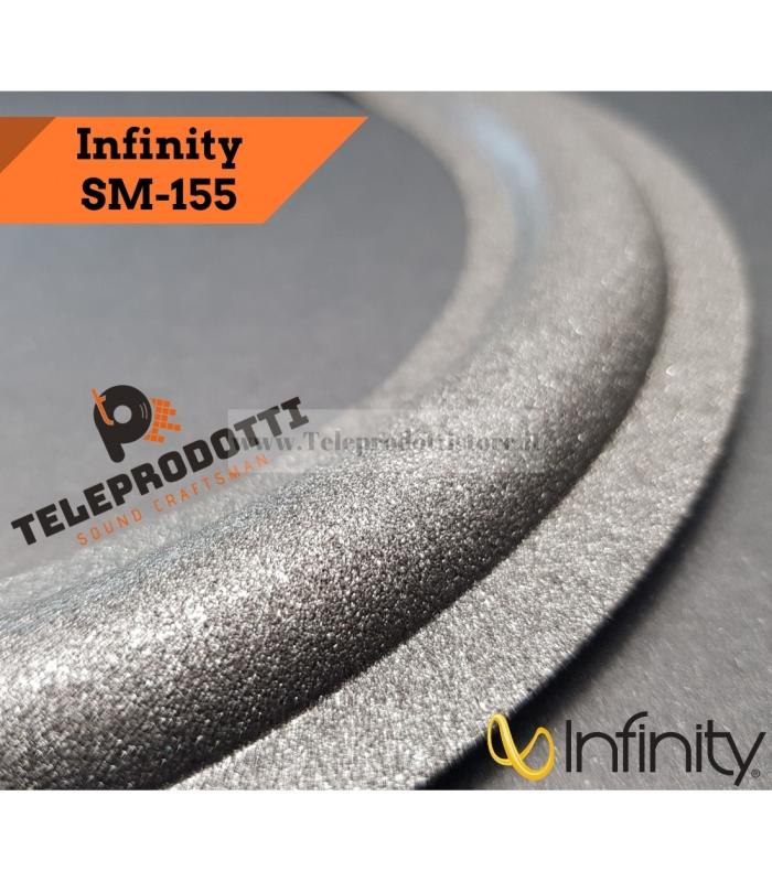 SM-155 Sospensione Infinity bordo foam di ricambio woofer SM 155 SM155