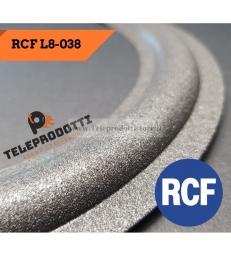 RCF L8-038 Sospensione bordo di ricambio in foam woofer specifico per L838 L8 038