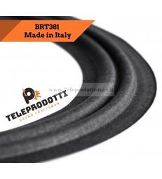 """BRT381 Sospensione di ricambio per woofer in tela bordo 380 mm. 38 cm. 15"""""""