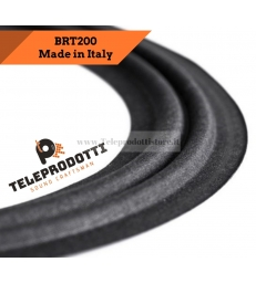 "BRT200 Sospensione altoparlante in tela woofer 200 mm. 20 cm 8"" bordo di ricambio"