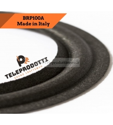 BRP100A Sospensione di ricambio per woofer midrange in foam bordo 100 mm. 10 cm. 4""