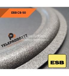 ESB CS-50 SOSPENSIONE RICAMBIO WOOFER 25 cm. FOAM BORDO CS 50 CS50