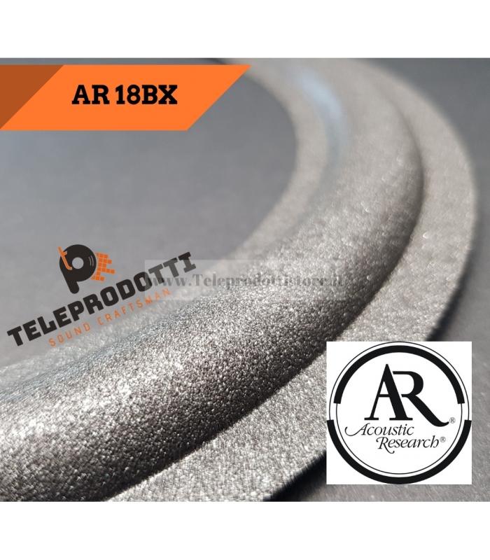"""AR 18BX Sospensione di ricambio per woofer in foam bordo Acoustic Reserch 18 BX 8"""" 20 cm."""