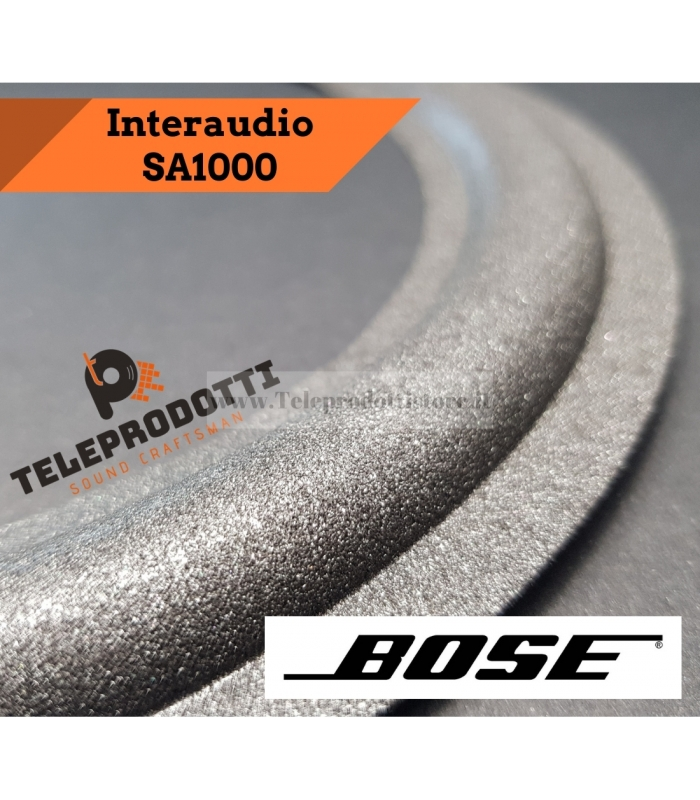 BOSE INTERAUDIO SA1000 Sospensione di ricambio woofer foam bordo SA 1000 SA-1000