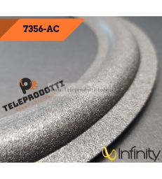 INFINITY 7356-AC Sospensione di ricambio per woofer in foam bordo Crysler Jeep 7356 AC 7356AC