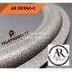 "AR 200040-0 Sospensione di ricambio per woofer in foam bordo Acoustic Reserch 200040 10"" 25 cm."
