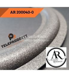 AR 200040-0 Sospensione bordo di ricambio in foam per Acoustic Reserch 200040