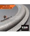 ESB HARMONY 80 Sospensione di ricambio per midrange 10 cm. in foam bordo