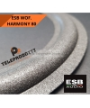 ESB HARMONY 80 SOSPENSIONE RICAMBIO WOOFER 200 mm. FOAM BORDO ALTOPARLANTE