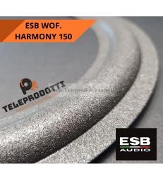 ESB HARMONY 150 SOSPENSIONE RICAMBIO WOOFER 300 mm. FOAM BORDO ALTOPARLANTE