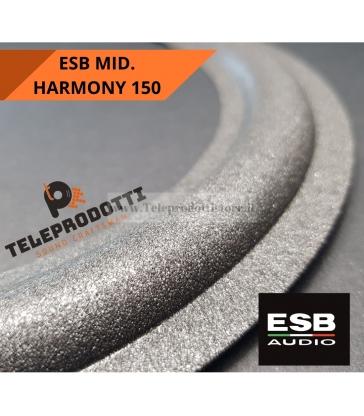 ESB HARMONY 150 SOSPENSIONE RICAMBIO MIDRANGE 100 mm FOAM BORDO RICAMBIO