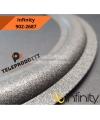"""Infinity 902-2687 Sospensione bordo foam di ricambio woofer 15"""" 9022687"""