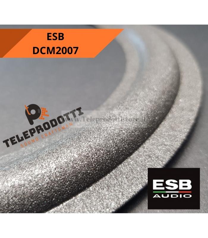 ESB DCM2007 Sospensione di ricambio per woofer 250 mm. in foam bordo 2007 DCM DCM-2007