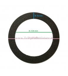 BRP155F Sospensione altoparlante piatto flat in foam woofer 155mm 15,5 cm bordo di ricambio