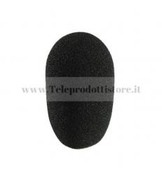 WS-50 Spugna antivento per microfono antipop anti pop vento cuffia nero