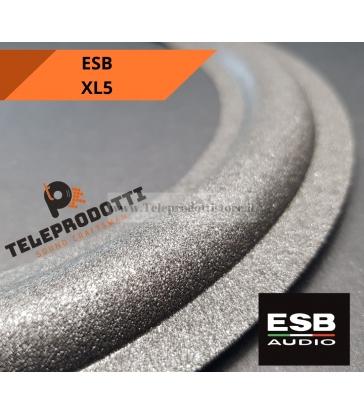 ESB XL5 SOSPENSIONE RICAMBIO WOOFER 250 mm. FOAM BORDO XL-5 XL 5 ALTOPARLANTE