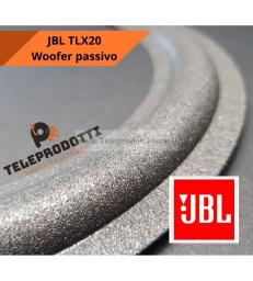 """TLX20 JBL Sospensione bordo di ricambio in foam woofer passivo 10"""" 25cm. TLX 20 TLX-20"""