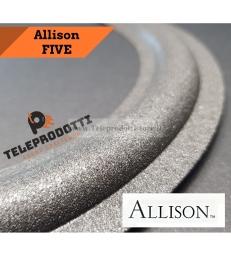ALLISON ACOUSTICS FIVE Sospensione di ricambio woofer 200mm foam bordo