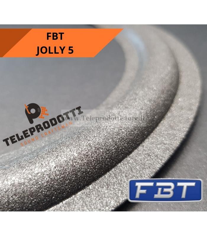 FBT JOLLY 5 Sospensione di ricambio per woofer in foam bordo fbt