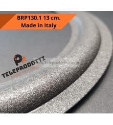 BRP130.1 Sospensione di ricambio per woofer midrange in foam bordo 130 mm. 13 cm.