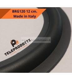 BRG120 Sospensione woofer in gomma altoparlante 115 mm. 12 cm. bordo di ricambio