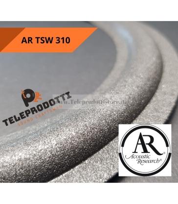 """AR TSW 310 Sospensione bordo di ricambio in foam specifico per woofer 10"""" Acoustic Reserch"""