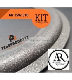 KIT di riparazione foam AR TSW 310 sospensioni altoparlanti woofer colla AR310 310TSW