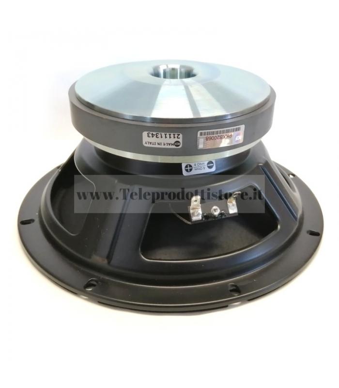 MB10N250-4 RCF RICAMBIO WOOFER COMPLETO ORIGINALE ART410A MK1 ART 410 A 410A Attiva