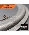 ESB CLASSIC 600 SOSPENSIONE DI RICAMBIO MIDRANGE 100mm FOAM BORDO MEDIO 10cm.