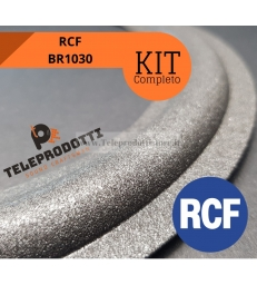 KIT di riparazione foam RCF BR1030 sospensioni altoparlanti woofer passivi e colla 1030