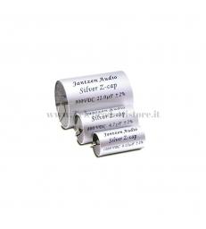 Z-Silver Cap Jantzen Audio 5.60 µF 1200V 2% condensatore per crossover filtro HI-END