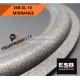 ESB XL10 Sospensione di ricambio per midrange 100 mm. in foam bordo mid xl-10 xl 10 10 cm.