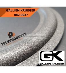 GALLIEN KRUEGER 082-0047 Sospensione di ricambio per woofer in foam bordo MLE-206 16 cm.