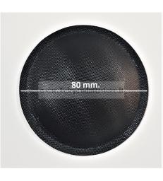 CUP80FVH Cupola parapolvere 80 mm. fibra di vetro copripolvere per woofer altoparlante