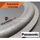 "PANASONIC T17PL07B6 Sospensione di ricambio per sub woofer in foam bordo 6"" 16 cm."