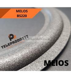 MELOS BS220 Sospensione di ricambio per woofer in foam bordo 20 cm. bs 200