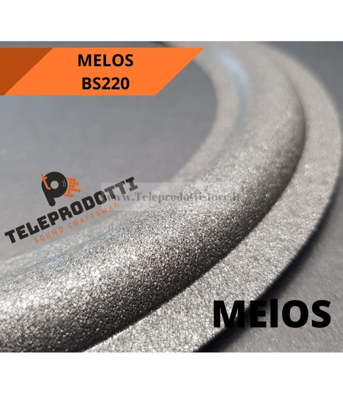 MELOS BS220 Sospensione di ricambio per woofer in foam bordo 200 mm. bs 200