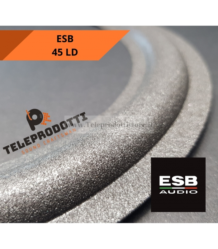 ESB 45 LD Sospensione di ricambio per woofer 200 mm. in foam bordo 45LD 45-LD