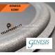 GENESIS 8200F Sospensione ricambio woofer 200mm Foam bordo 8200