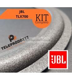 JBL TLX700 Sospensioni di riparazione per woofer midrange in foam bordo e colla TLX 700 TLX-700