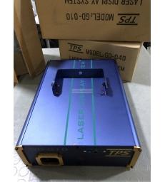 GD-010 Effetto Luce laser carton singolo verde 150 mw per spettacolo eventi DJ disco pub bar