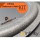 INFINITY REFERENCE 61 MKII KIT Sospensioni di riparazione per woofer midrange in foam bordo e colla