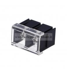 TB02 Morsetto terminale a vite per PCB filtro crossover Morsetti terminali con coperchio
