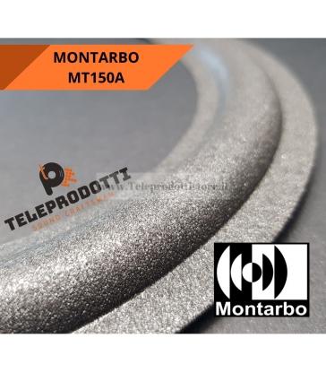 MONTARBO MT150-A Sospensione di ricambio per woofer in foam bordo MT150A MT150 A