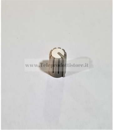 Manopola potenziometro per Subwoofer RCF ART902 ART 902 AS ART902AS pomello originale