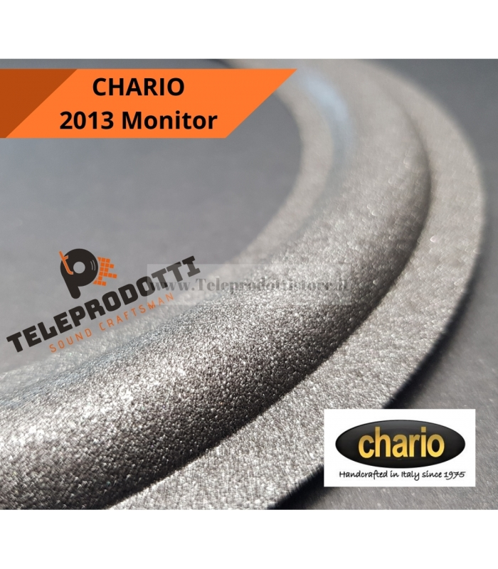 CHARIO 2013 Monitor Sospensione di ricambio per woofer in foam bordo 20 cm.